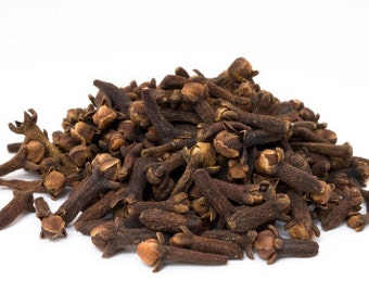 Whole Cloves - Great For Culinary, Baking, Pomanders, potpourri and more