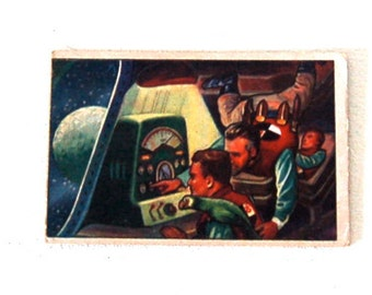 Vintage Spacemen from the 1940's
