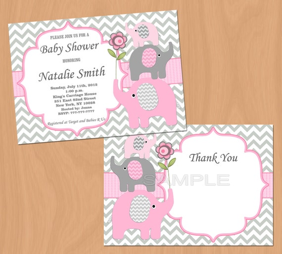 Twin Gender Reveal Invitations was beautiful invitation example