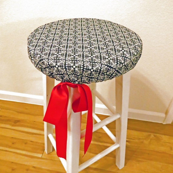 Items similar to CUSTOM Padded Bar Stool Cover with  : il570xN481319093q45v from www.etsy.com size 570 x 570 jpeg 96kB