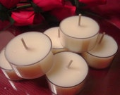 9 Pack Handpoured Scented Soy Tea Lights