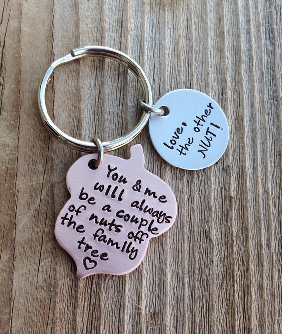 Wedding Gift For My Brother : keychain brother gift sister gift aunt gift uncle mother daughter gift ...