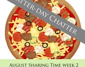Prayer Pizza (Aug Sharing Time WK 2-2013)
