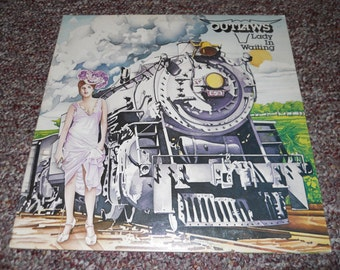 Outlaws Lady In Waiting Vinyl Record LP