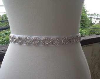 Bridal Free Gift ,Wedding Belt Sash,Bridal Sash,Best seller sash ,Rhinestone Crystal Sash,Wedding