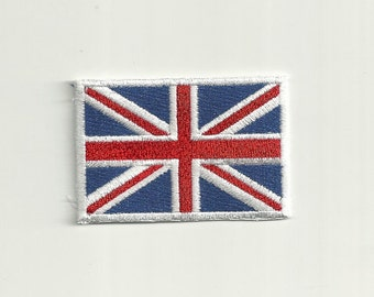 British, Union Jack, Flag Patch! Custom Made!