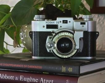 Vintage Kodak 35, film camera