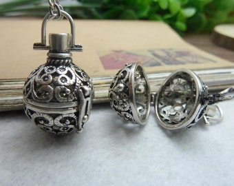 20% OFF 2pcs 17x28mm Antique Bronze/ Antique Silver Box Can be Opened Charms Pendants DIY Jewelry Findings Wholesale Ac6800