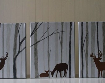 Popular items for deer decor on Etsy