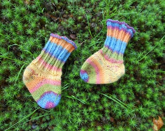 Baby Sock Formula