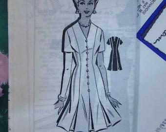 VINTAGE 1963 Mail Order Patt-O-Rama DRESS Pattern sz 14  UNUSED