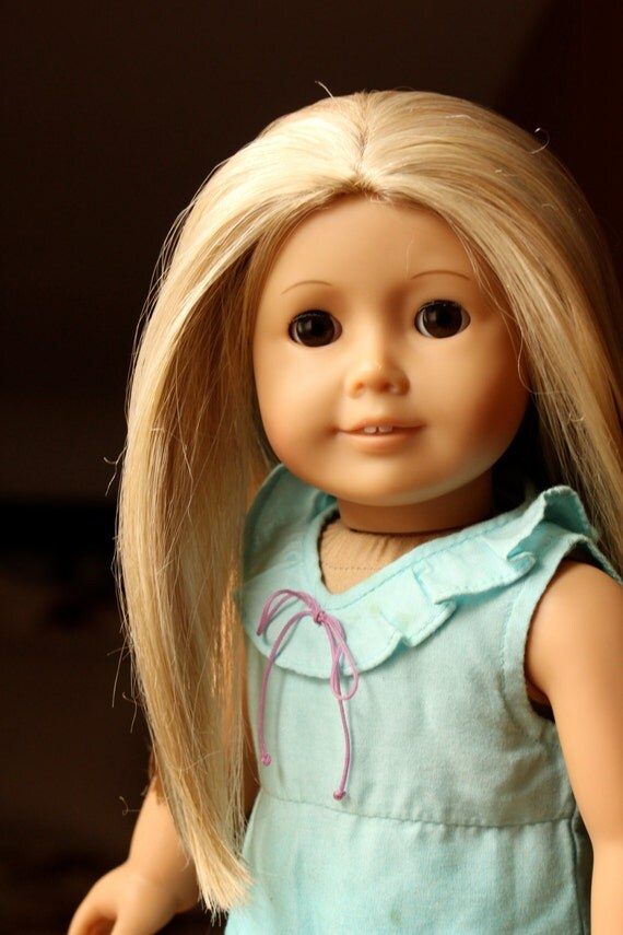 American girl kailey doll model for clothing by selahsoodesigns