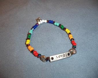 Chakra Love Bracelet