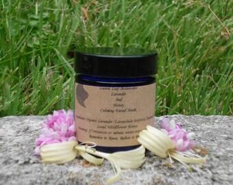 Lavender And Honey Calming Facial Mask