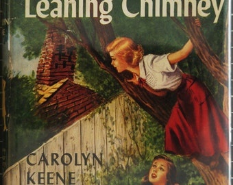 SALE! Nancy Drew Mystery #26 - The Clue of the Leaning Chimney