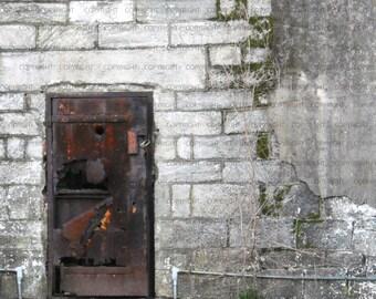 Eastern State Penitentiary Door