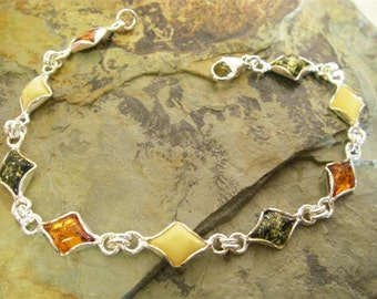Amber Bracelet