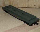 Vintage 1970s Mantua Flat Bed Train Car