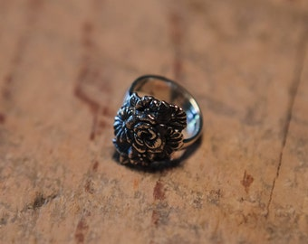 Floral Crown ring