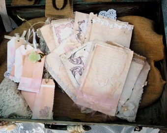 Wedding Guest Book Cards and Tags, Rustic, Distressed, Guest Book Alternative, Page, Custom, guest book box,Decoration, Shabby Chic, Vintage