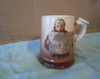 SALE Vtg. Friar Monk Stein  Was 25.00   Now 15.00
