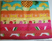 Pineapple Fruit A La Carte by Hoodie 11 Fat Quarter Bundle,  OOP/Rare/HTF