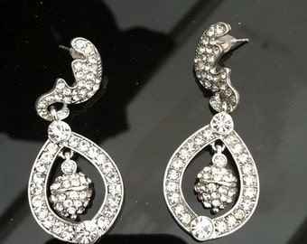 Kate Middleton wedding style earrings