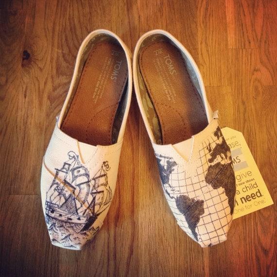 Ship Sketch/Map Custom Toms