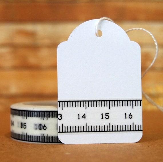 Measuring Tape Washi Tape