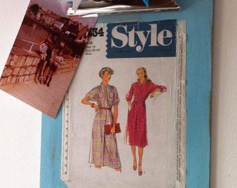 Vintage clipboard artwork.          REDUCED