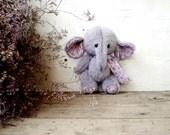 Artist Teddy Elephant Lavender