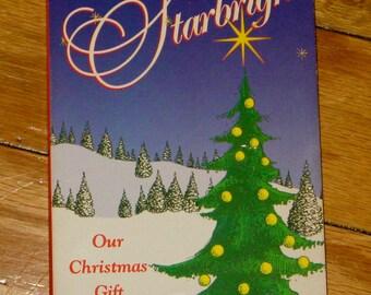 Vintage Book - Starbright by Maura Seger - Mass Market Paperback by Harlequin Books 1986