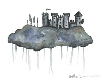Rain Cloud Kingdom