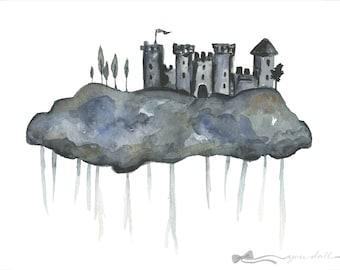 Rain Cloud Kingdom