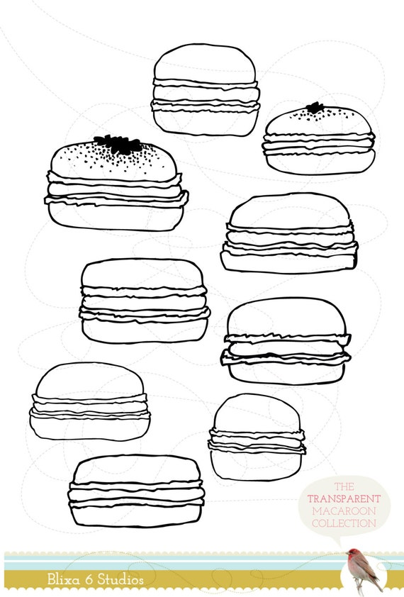 coloring page cake collections
