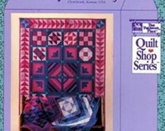 Osage County Quilt Factory (Quilt Shop Series)