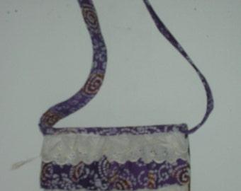 Hippy Swing Bag with Ruffles