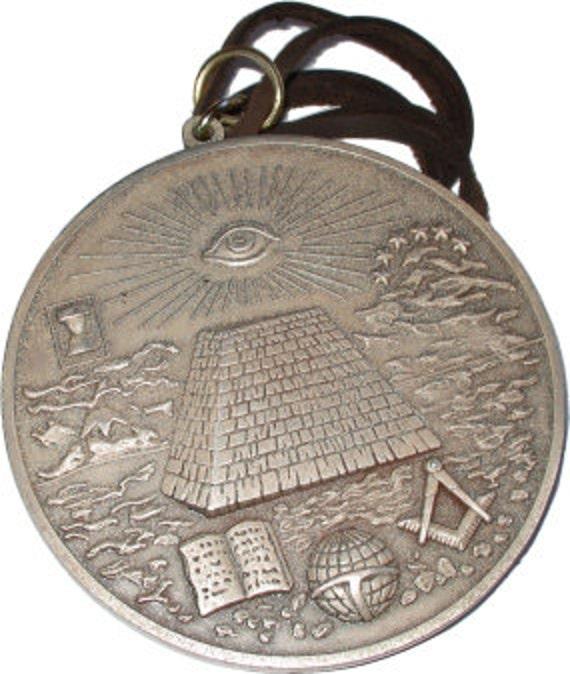 Masonic Medallion National Treasure Prop By