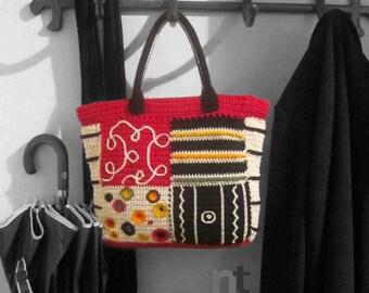 Borsetta Lucia Crochet Handbag Pattern