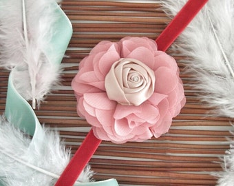 Handmade sweet Wedding Corsage //  Wrist Corsage