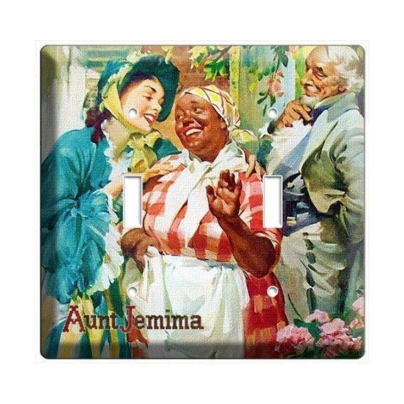 Https Www Etsy Com Listing 161813572 Aunt Jemima Kitchen Vintage Decor Retro
