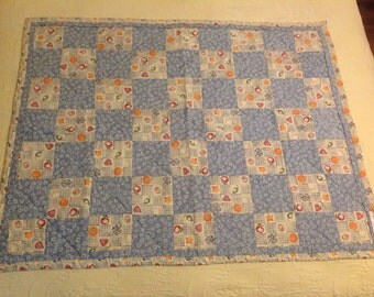 Traditional Baby Quilt