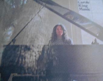 Carole King- Music-vinyl record