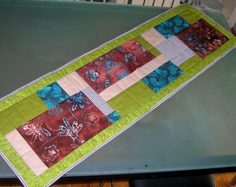 48 inch table runner etsy for Table runners 52 inches