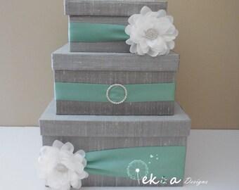 Wedding Card Box Money Box Card Holder Gift Card Box 3