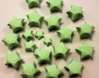 55 Origami Lucky Stars