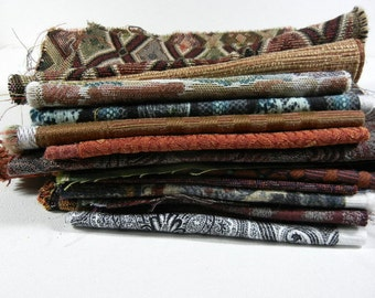 Upholstery and Home Decor Fabric Destash Bundle 4