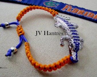 Gator/ Florida / Game Day Bracelet