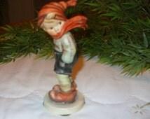 "Hummel ""March Winds"" TMK 3 Figurine"
