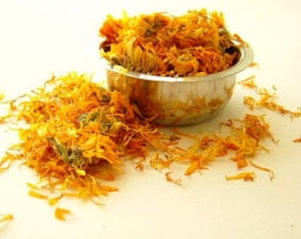Dried Calendula 2 Cups